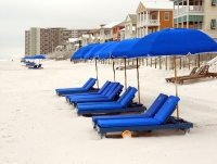 Where to Rent Beach Chairs Panama City Beach
