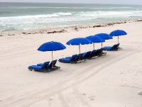 Eds Beach Chairs Panama City FLA