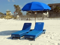 Umbrella Rentals Panama City Beach FL